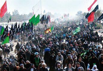 متقاضیان کرمانی حضور در پیادهروی اربعین از مرز ۱۰ هزار نفر گذشت