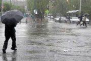 بارشهای شدید در استانهای فارس و کرمان