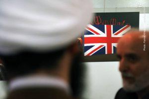 عکس/ جشن تولد ملکه انگلیس در تهران!
