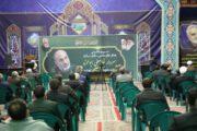 مراسم یادبود سردار ابوحمزه در کرمان برگزار شد/ ناگفته هایی از فرمانده مخلص